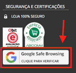 Google Safe Browsing QUEPERIGO.com