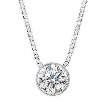 38ae4981b8687 Pingente ponto de luz em ouro branco e diamante (0