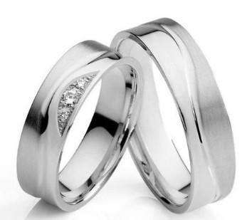96af062dd82ac Par De Alianças Em Ouro 18k e Diamantes - Código  18K95464981b - comprar  online