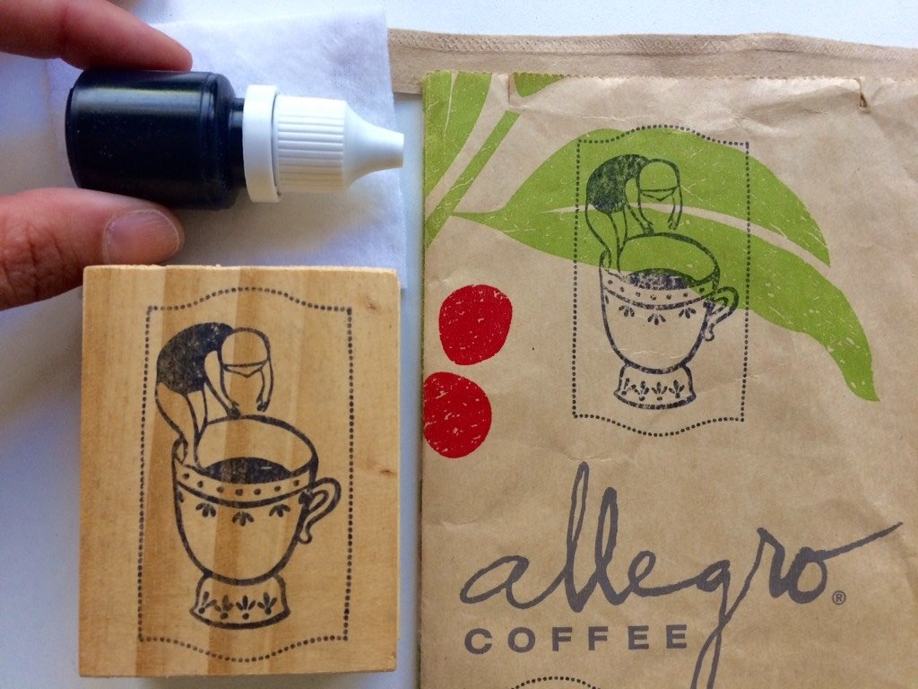 Sello Allegro coffee