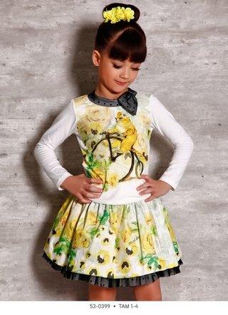 Saia e Blusa Infantil Miss Cake Doce Pri...