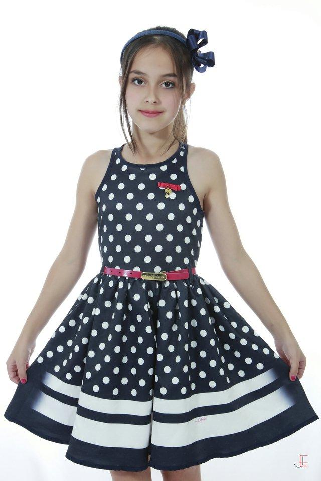 41535d270 Designinspiration   Vestido Infantil Diforini Moda Infanto Juvenil 010780    Roupas Para Adolescentes Infanto Juvenil