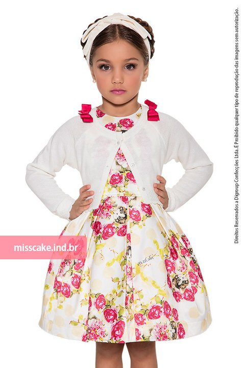 Girl Dress and Top Kids Miss Cake 510273 on internet