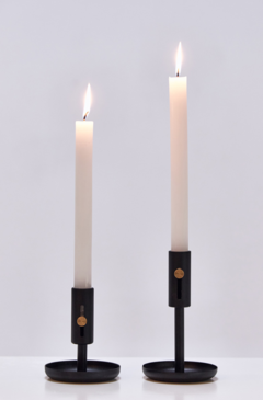 Candle Holder Negro en internet