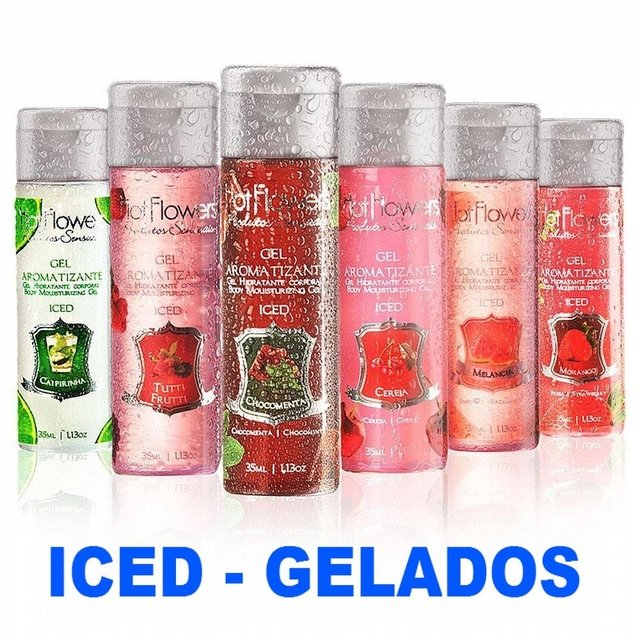 Gel Aromatizante ICED 35 ml