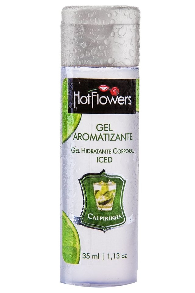 Gel Aromatizante ICED 35 ml - Panda Zen Sex Shop