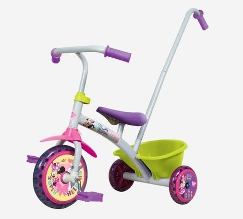 TRICICLO UNIBIKE 301111 LITTLE MINNIE en internet