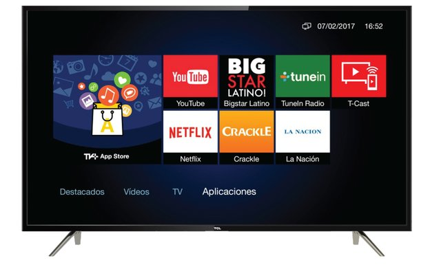 Smart Tv 49 Tcl L49s4900 Full Hd Tda Wifi Netflix