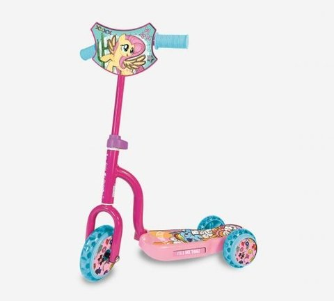 SCOOTER 3 RUEDAS UNIBIKE 331800 MY LITTLE PONY