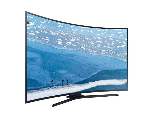 Tv Led Samsung 65  Un65ku6300 Uhd Curvo Smart 4k