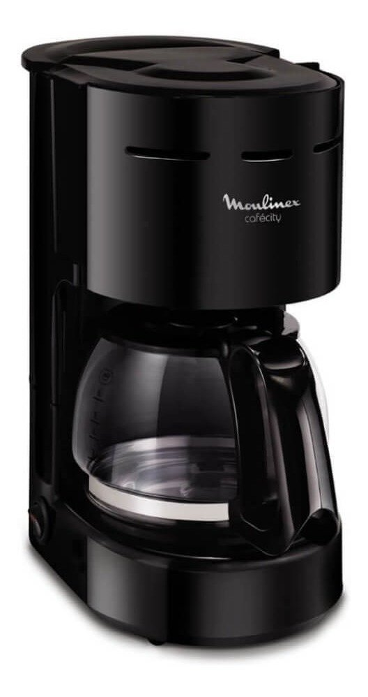 Cafetera Moulinex Fg320558 Cafe City Perfecta
