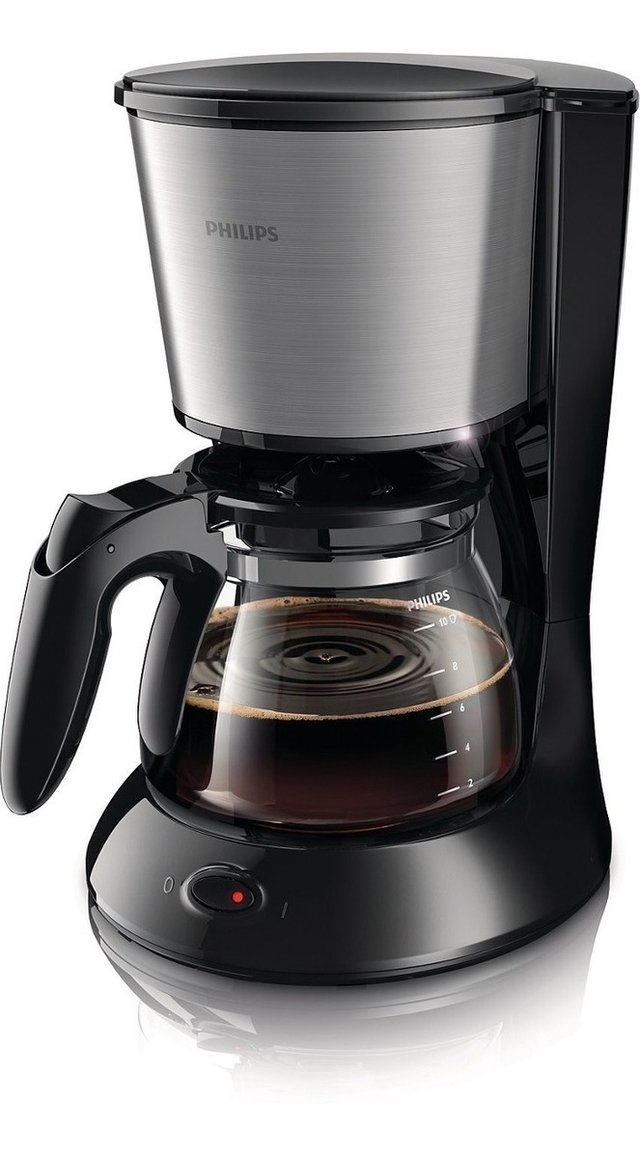CAFETERA PHILIPS HD7457  NEGRO
