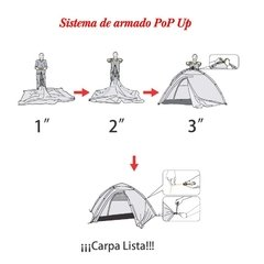 CARPA OUTDOORS DOME 3 - comprar online