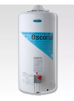 ESCORIAL TERMOTANQUE 80L NATURAL
