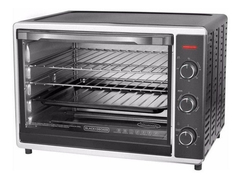 BLACK Y DECKER HORNO CTO300AR ELECTRICO 52L CONVECCION