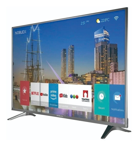 Smart TV Noblex DJ50X6500 LED 4K 50