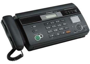 FAX PANASONIC KX-FT988AG-B