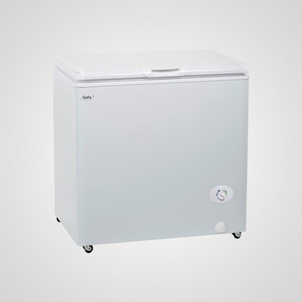 FREEZER GAFA ETERNITY M210 AB BLANCO 205LTS