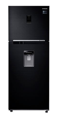 Heladera Samsung Rt38k5932bs 380l Black Dispenser