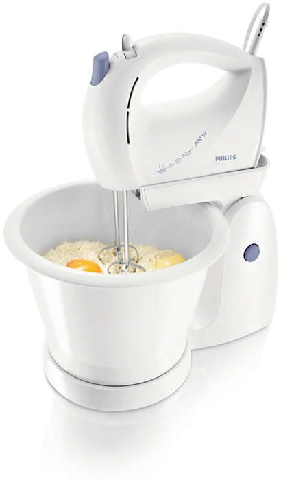 BATIDORA PHILIPS HR1564 DE MANO C/BOWL MANUAL 300W