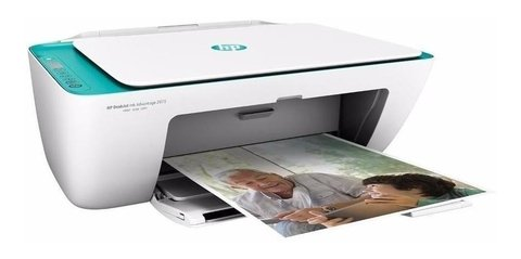IMPRESORA HP DESKJET MULTIFUNCION 2675 WIFI