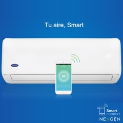 AIRE SPLIT CARRIER 2900 NEXGEN R410A CALOR SMART