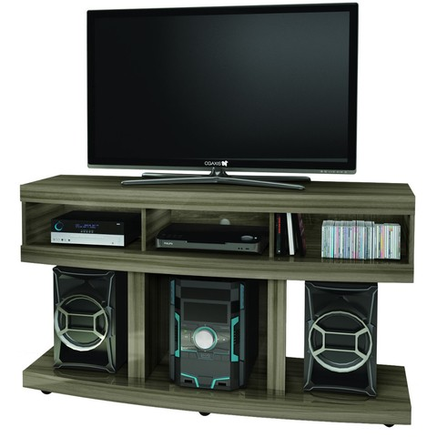 GERSZUNY RACK JEQUITIBIA AUDIO Y TV NOGAL
