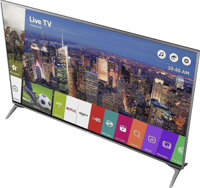 TV SMART LG LED 43
