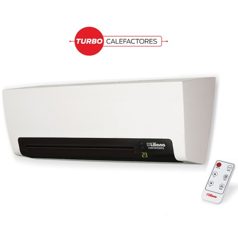 TURBOCALEFACTOR PARED