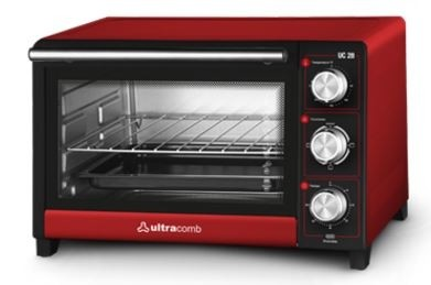 HORNO ELECTRICO ULTRACOMB UC28 28LTS C/GRILL