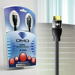Cabo HDMI High Speed 1.4 Diamond Cable Special Series JX-1020 -10m - comprar online