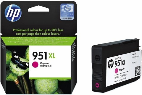 Cartucho Original HP 951 XL Magenta