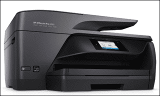 Impresora HP Officejet 8710