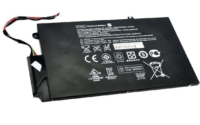 Bateria Original HP Envy 4 681949-001 Ultrabook Sleekbook