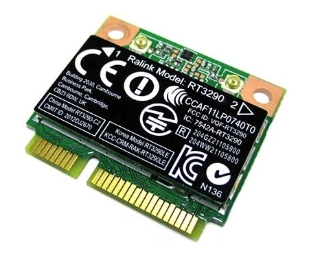 Placa Wi-Fi Notebook 690020-005 RT3290LE