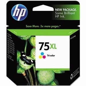 Cartucho 75 XL Color Original HP / HP 75 XLTri-color Inkjet Print Cartridge  / CB338WL