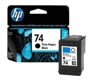 Cartucho 74 Negro Original HP -  CB335WL