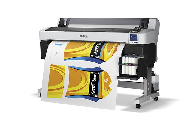 Impresora Plotter Epson de Sublimación Sure Color F6200