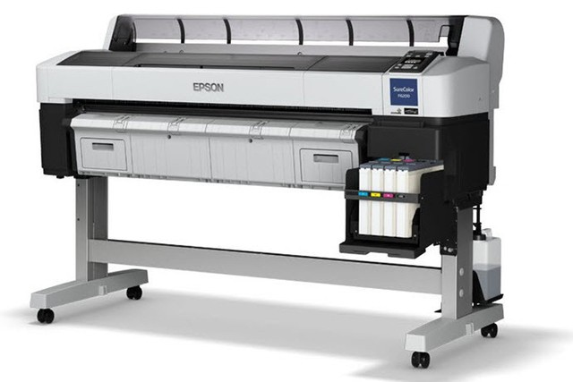 Impresora Plotter Epson de Sublimación Sure Color F6200 - comprar online