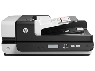 Escáner plano HP Scanjet Enterprise Flow 7500 (L2725B)