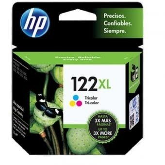 Cartucho HP 122XL Color Original CH564HL