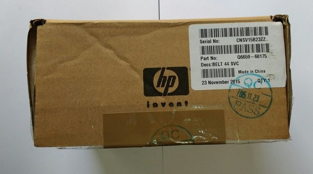 Correa Hp Designjet T610 - Q6659-60175 (Carriage Belt) - comprar online