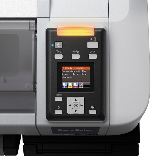 Impresora Plotter Epson de Sublimación Sure Color F6200 - Encoder Print SRL - Ventas