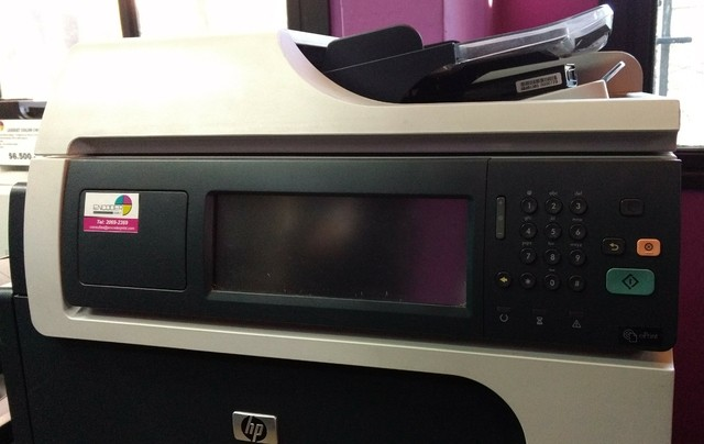 Multifuncion Laser Color Hp Laserjet M4555 Mfp