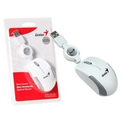 Mouse Genius Usb Micro Traveler Optico Notebook Netbook
