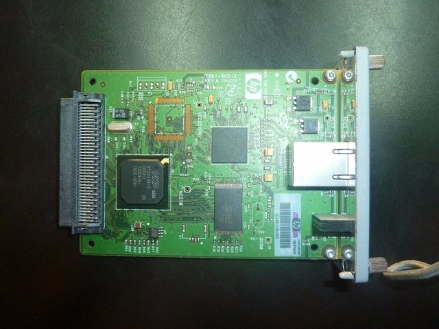 Placa De Red Jetdirect Hp630n J7997g - comprar online