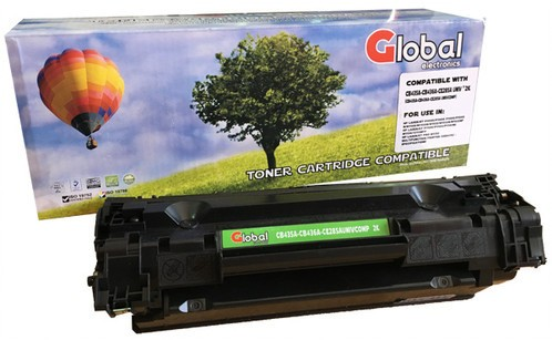 Toner Alternativo Q2612A para HP Laserjet 1010 1012 1015 1018 1020 1022 3010 3015