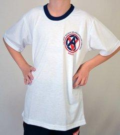 Camiseta manga curta - Accácio de Vasconcellos Camargo