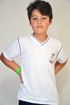 camiseta manga curta E.E Geraldo E.S.F