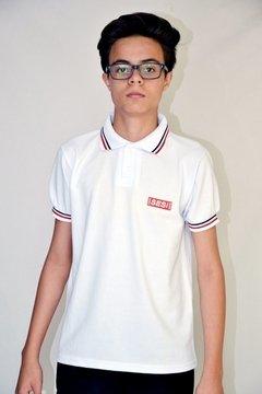 Camiseta Gola Polo -Sesi